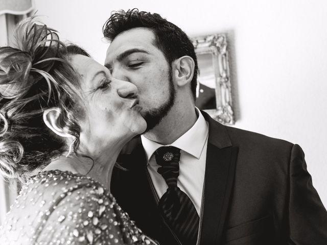 La boda de Omar y Paola en Carranque, Toledo 8