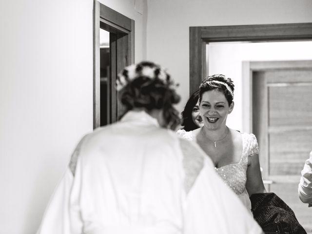 La boda de Omar y Paola en Carranque, Toledo 13