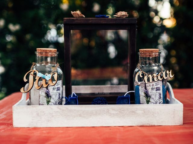 La boda de Omar y Paola en Carranque, Toledo 22