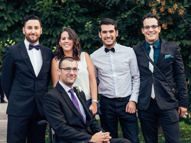 La boda de Omar y Paola en Carranque, Toledo 23