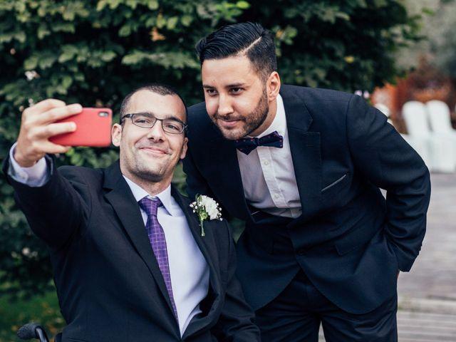 La boda de Omar y Paola en Carranque, Toledo 26