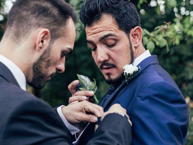 La boda de Omar y Paola en Carranque, Toledo 27