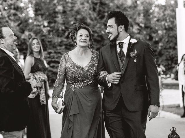 La boda de Omar y Paola en Carranque, Toledo 28