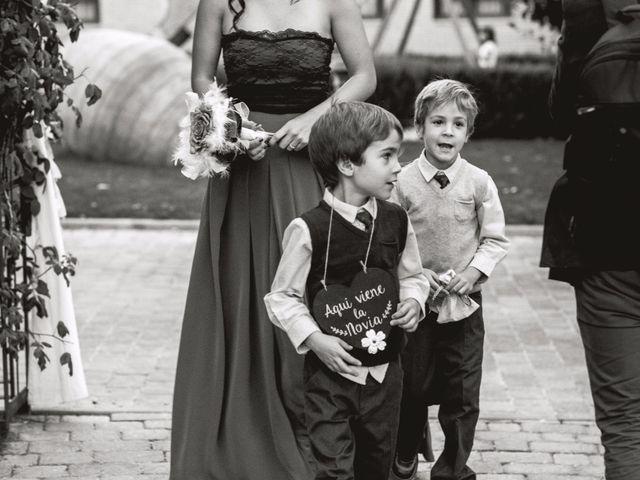 La boda de Omar y Paola en Carranque, Toledo 29