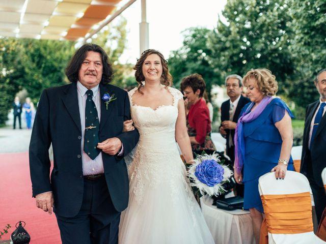 La boda de Omar y Paola en Carranque, Toledo 30
