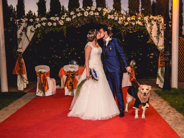La boda de Omar y Paola en Carranque, Toledo 35