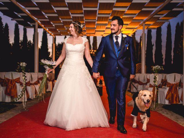 La boda de Omar y Paola en Carranque, Toledo 36
