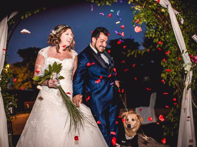 La boda de Omar y Paola en Carranque, Toledo 37