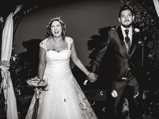 La boda de Omar y Paola en Carranque, Toledo 39