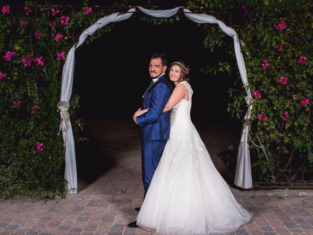 La boda de Omar y Paola en Carranque, Toledo 40