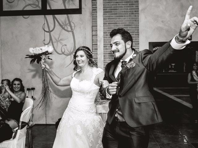 La boda de Omar y Paola en Carranque, Toledo 43