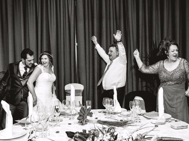La boda de Omar y Paola en Carranque, Toledo 44