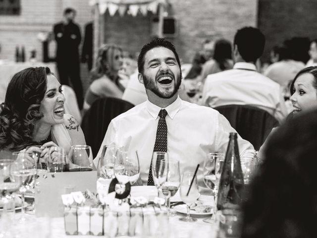 La boda de Omar y Paola en Carranque, Toledo 48