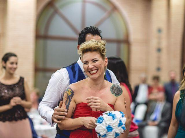 La boda de Omar y Paola en Carranque, Toledo 54