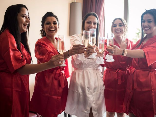 La boda de Juanra y Luciene en La/villajoyosa Vila Joiosa, Alicante 6