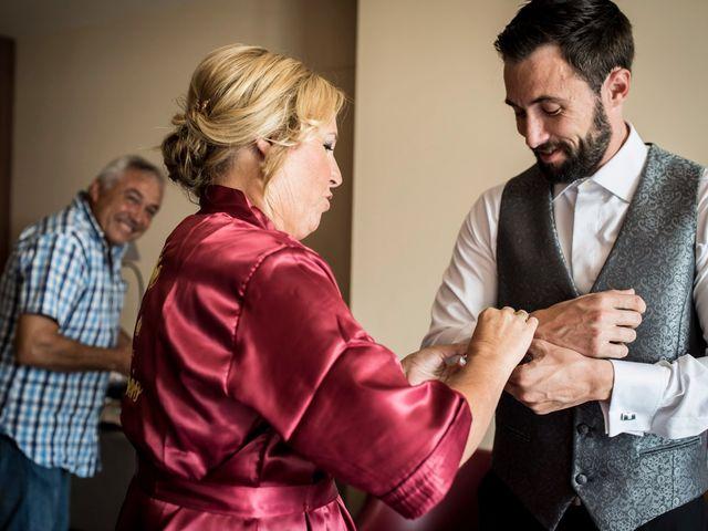 La boda de Juanra y Luciene en La/villajoyosa Vila Joiosa, Alicante 16