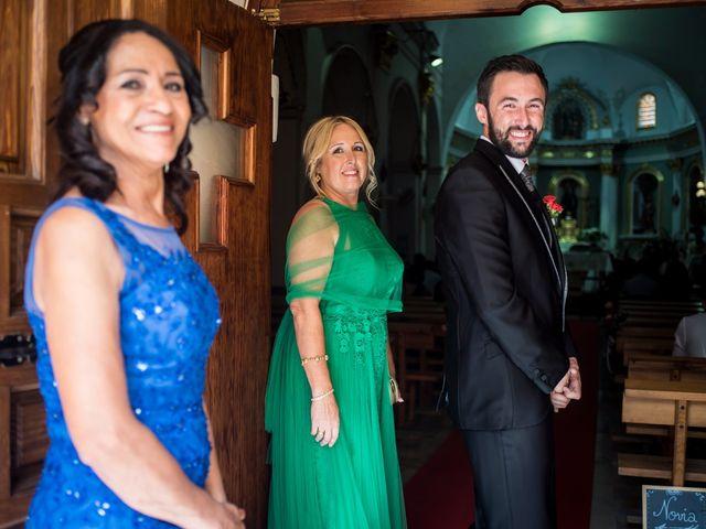 La boda de Juanra y Luciene en La/villajoyosa Vila Joiosa, Alicante 30