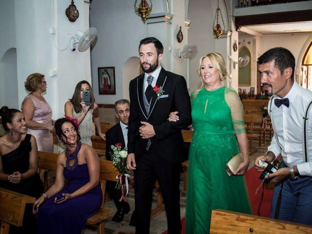 La boda de Juanra y Luciene en La/villajoyosa Vila Joiosa, Alicante 31