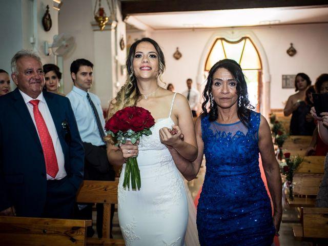 La boda de Juanra y Luciene en La/villajoyosa Vila Joiosa, Alicante 36
