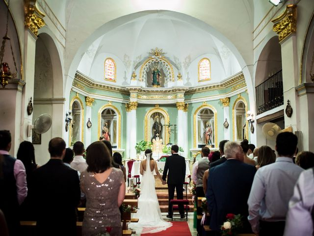 La boda de Juanra y Luciene en La/villajoyosa Vila Joiosa, Alicante 37