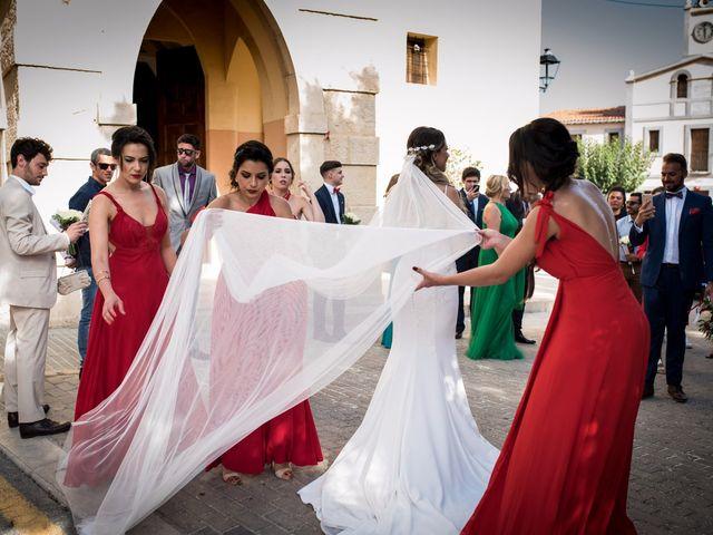 La boda de Juanra y Luciene en La/villajoyosa Vila Joiosa, Alicante 42