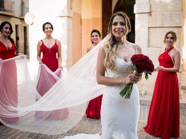 La boda de Juanra y Luciene en La/villajoyosa Vila Joiosa, Alicante 44