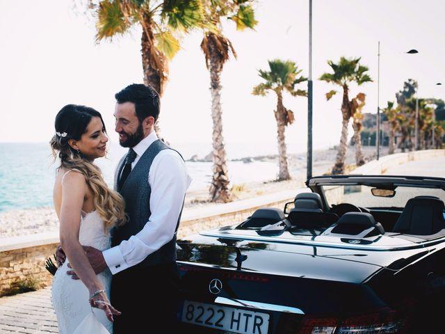 La boda de Juanra y Luciene en La/villajoyosa Vila Joiosa, Alicante 46