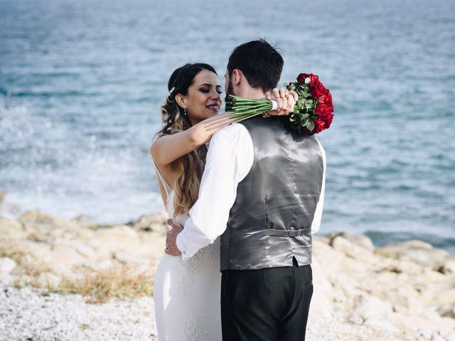 La boda de Juanra y Luciene en La/villajoyosa Vila Joiosa, Alicante 47