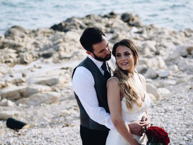 La boda de Juanra y Luciene en La/villajoyosa Vila Joiosa, Alicante 49