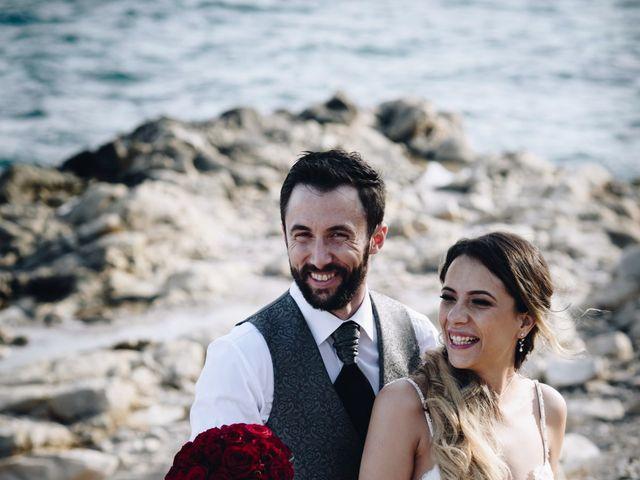 La boda de Juanra y Luciene en La/villajoyosa Vila Joiosa, Alicante 50