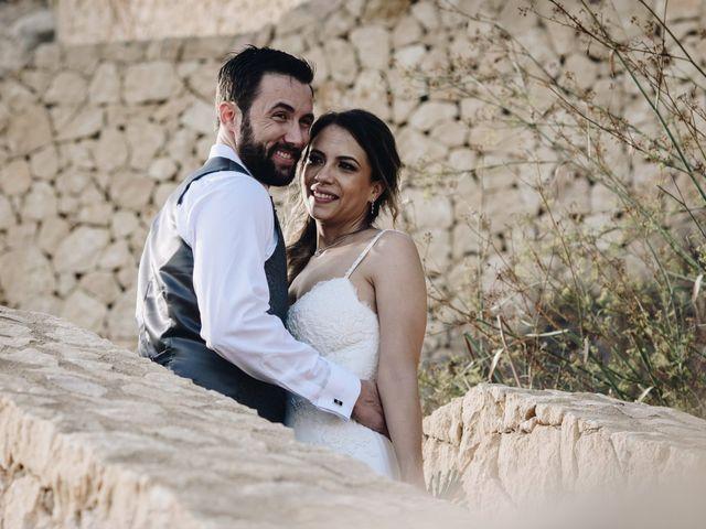 La boda de Juanra y Luciene en La/villajoyosa Vila Joiosa, Alicante 53