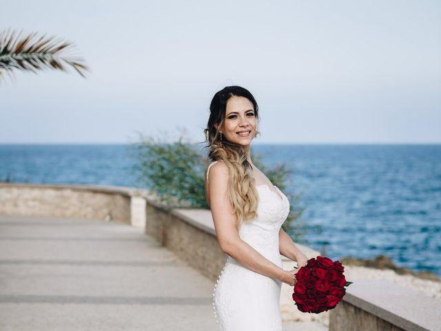 La boda de Juanra y Luciene en La/villajoyosa Vila Joiosa, Alicante 59
