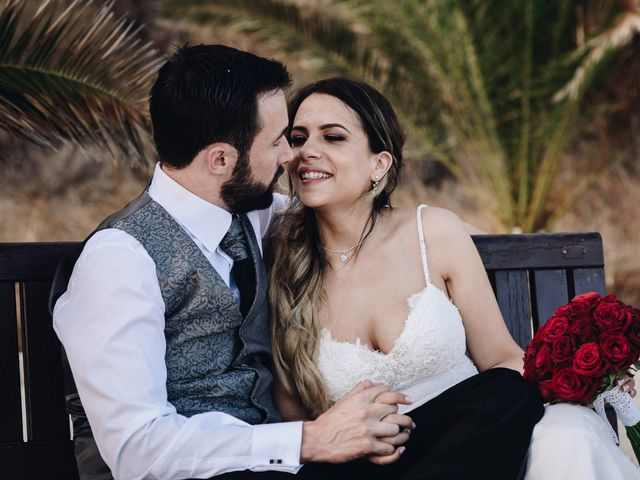 La boda de Juanra y Luciene en La/villajoyosa Vila Joiosa, Alicante 61