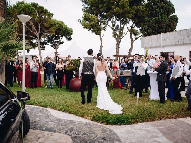 La boda de Juanra y Luciene en La/villajoyosa Vila Joiosa, Alicante 67