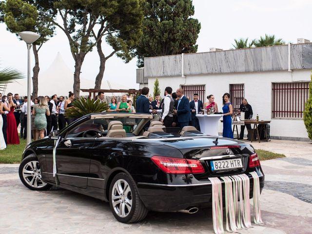 La boda de Juanra y Luciene en La/villajoyosa Vila Joiosa, Alicante 70