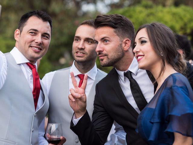 La boda de Juanra y Luciene en La/villajoyosa Vila Joiosa, Alicante 73