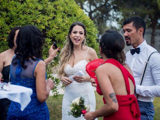 La boda de Juanra y Luciene en La/villajoyosa Vila Joiosa, Alicante 78