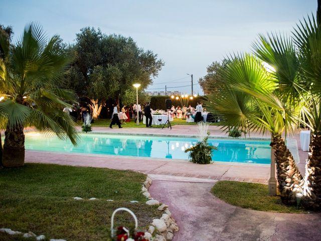 La boda de Juanra y Luciene en La/villajoyosa Vila Joiosa, Alicante 81