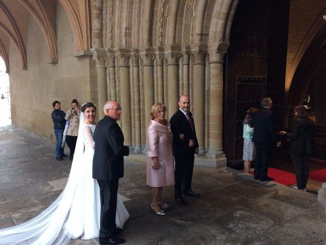 La boda de Gabriel y Marian en Pamplona, Navarra 2