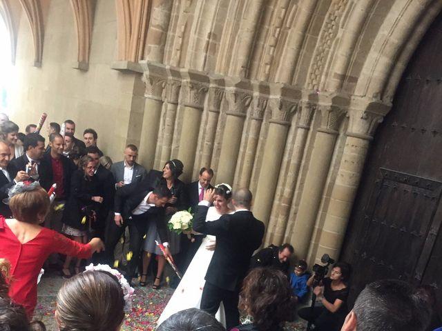 La boda de Gabriel y Marian en Pamplona, Navarra 3
