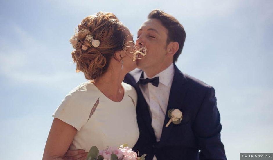 La boda de Gabriel y Belén en Vilanova De Arousa, Pontevedra