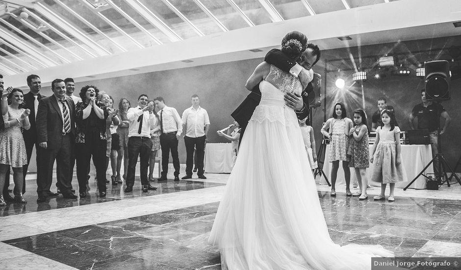 La boda de Berto y Elisa en Mogro, Cantabria