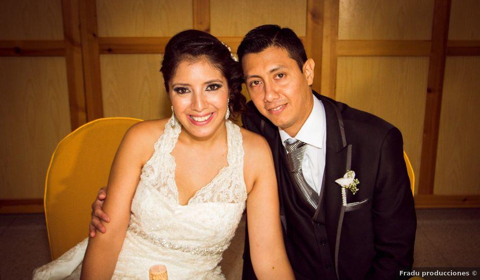 La boda de Javier y Marisol en Adra, Almería