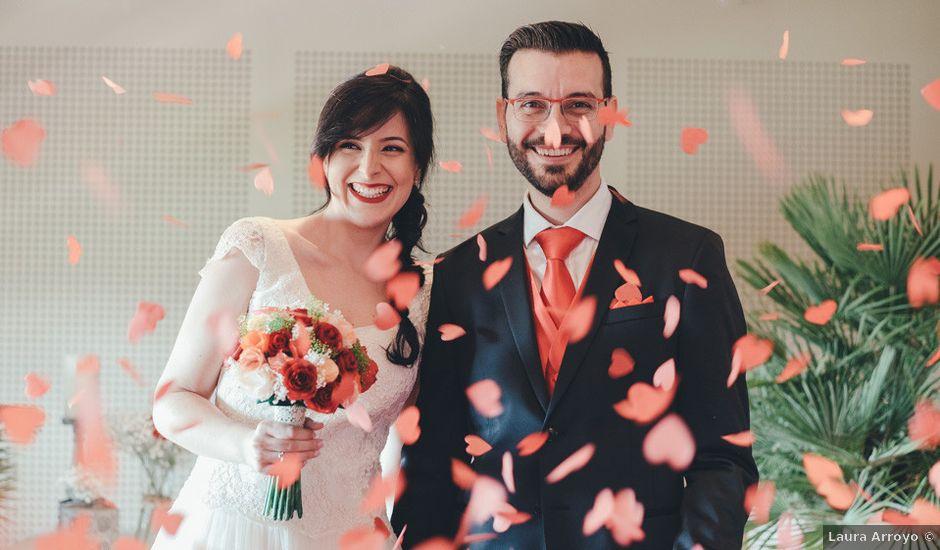 La boda de Enrique y Tamara en Sant Cugat Del Valles, Barcelona