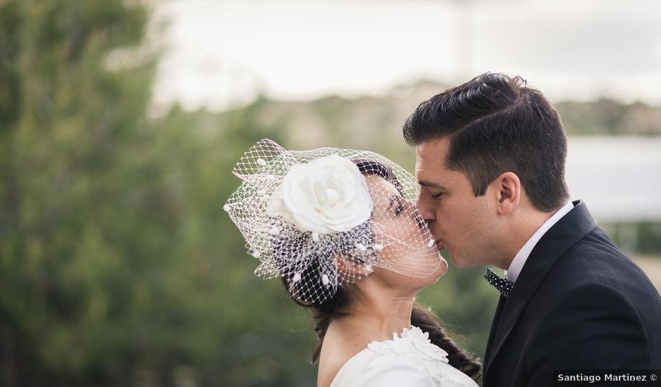 La boda de Angel y Julia en Torrelodones, Madrid