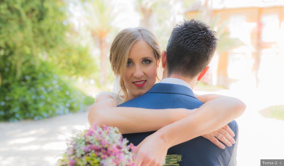 La boda de Antonio y Marta en Molina De Segura, Murcia