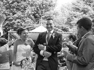La boda de Nacho y Georgi
