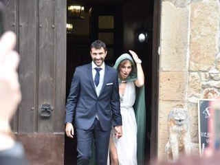 La boda de Salina  y Jose María