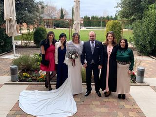 La boda de Esther y Gustavo 1