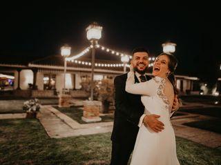 La boda de Irene y Federico